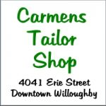 Carmen's Tailor Shop
